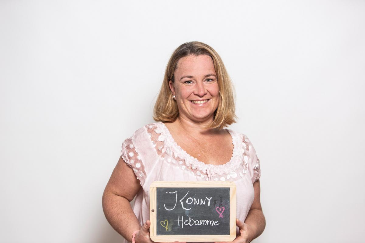 Hebammenpraxis-Meilenstein Konny